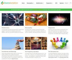 Brian McInturf's Electroherbalism Homepage
