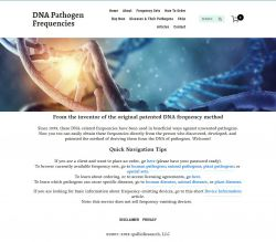 DNA Pathogen Frequencies