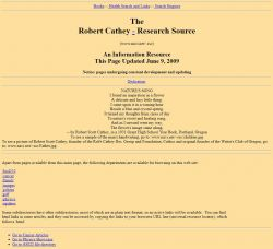 The Robert Cathey - Research Source
