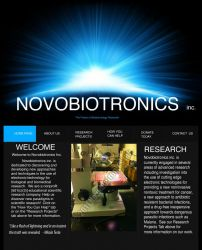 Novobiotronics, Inc