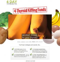 4 Day Thyroid Diet