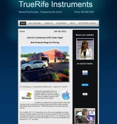 TrueRife Instruments - Plasma Based devices