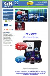 The GB4000  20Mhz Frequency Generator