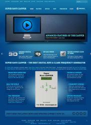 SUPER RAVO ZAPPER – Digital Rife & Clark Frequency Generator