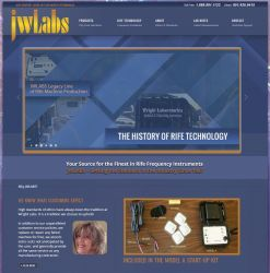 JW Labs - manufacturer of Frequency Instruments in San Diego, USA