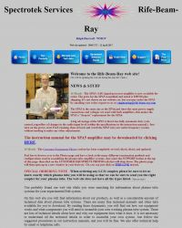 Rife-Beam-Ray web site